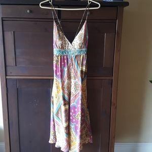 Nicole Miller Studio Silk Sz 4 Dress